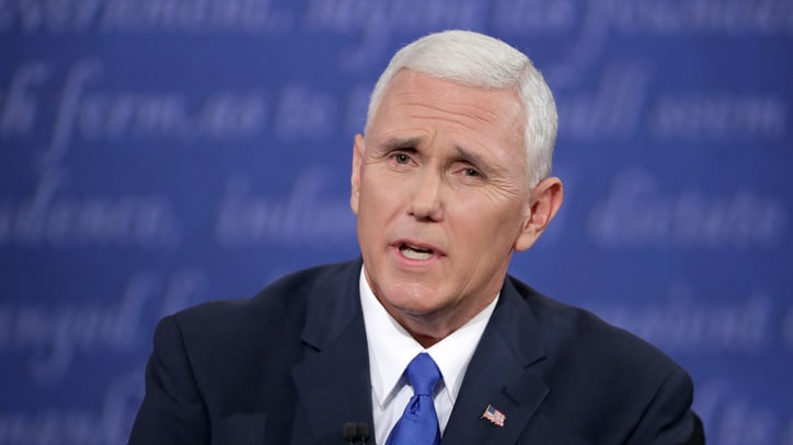 GOP Abandons Trump as Mike Pence Cancels Wisconsin Event
