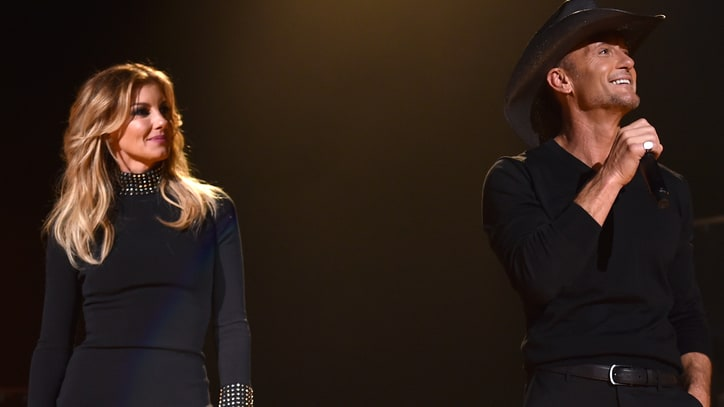 Hear Tim McGraw, Faith Hill's Uplifting New Duet