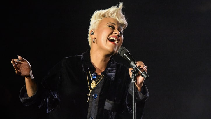 Hear Emeli Sande's Poetic 'Garden' With Jay Electronica, Aine Zion