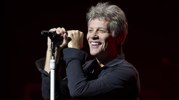 On the Charts: Bon Jovi's 'This House Is Not for Sale' Settles at Number One