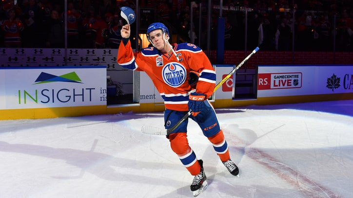 How Connor McDavid Deals With Being Youngest NHL Captain Ever