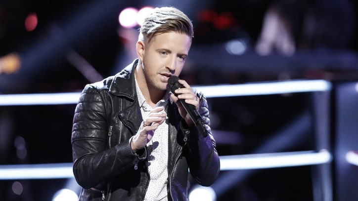 See Billy Gilman's Passionate 'Fight Song' on 'The Voice'