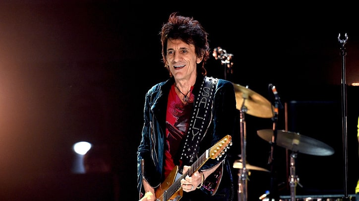Rolling Stones' Ronnie Wood on Secret Cancer Battle: 'It Could Have Been Curtains'