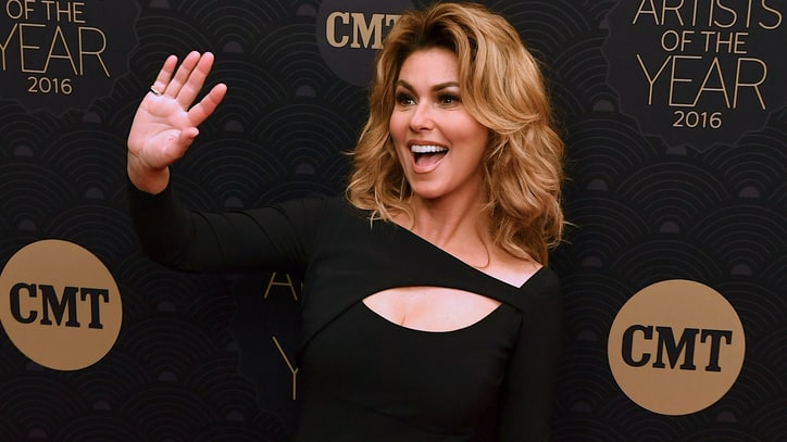 Shania Twain to Join 'The Voice' as Key Adviser