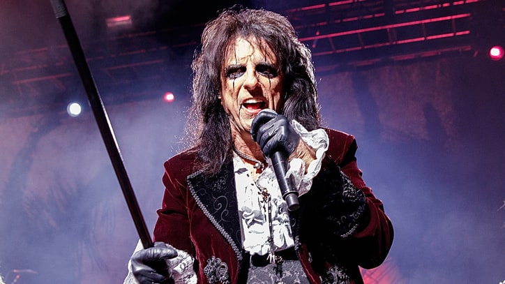 Watch Alice Cooper Reunite Original Seventies Band for Nashville Concert