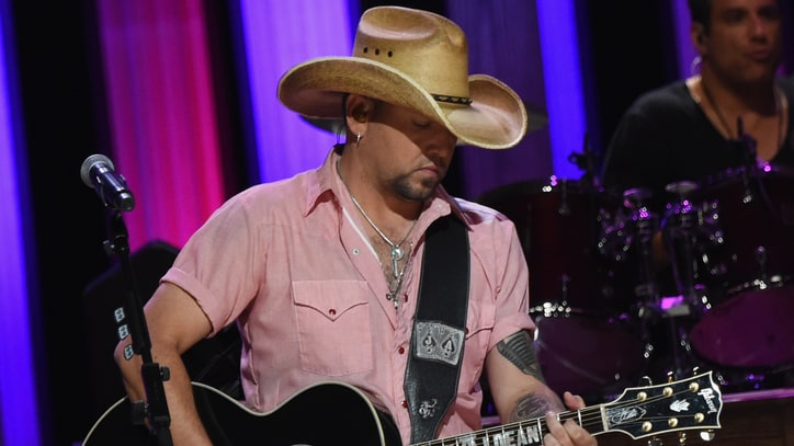 Inside Jason Aldean's Special Grand Ole Opry Performance