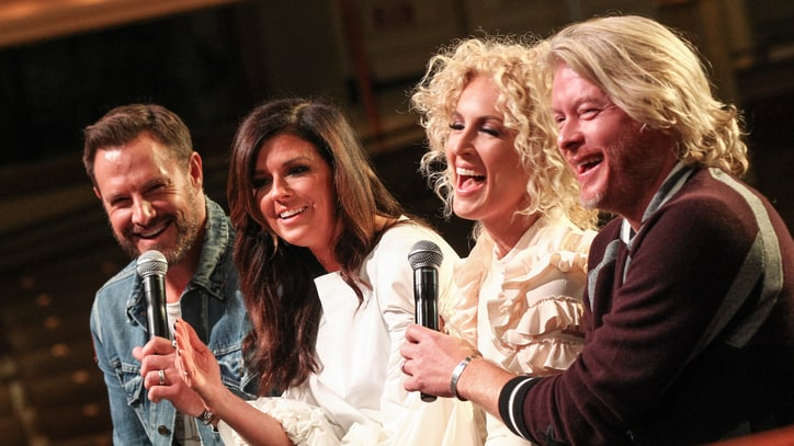 Little Big Town's Phillip Sweet on 'Progressive' Sound of New Album