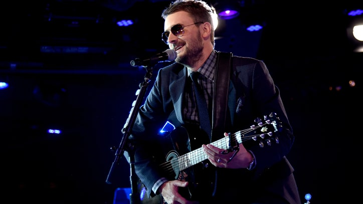 Eric Church to Play Dallas Cowboys Halftime on Thanksgiving