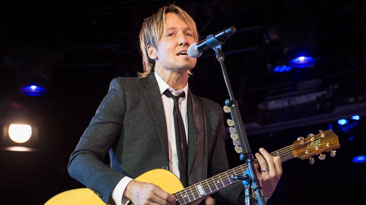 Keith Urban on Gutting School Music Programs: 'I Find That Shocking'