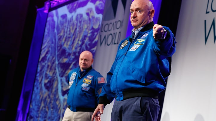 Studying Scott Kelly: What 340 Days in Space Can to Your Body, Mind, and Genes