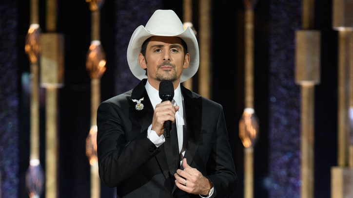 Brad Paisley on CMA Awards After Vegas: 'This Is a Challenging Year'