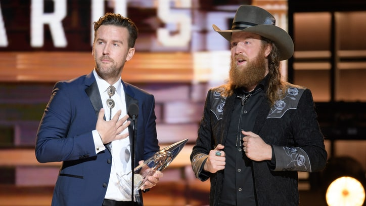 Brothers Osborne on 'Long Shot' CMA Awards Win