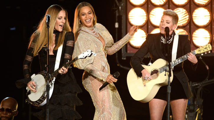 See Beyonce, Dixie Chicks' Surprise 'Daddy Lessons' at CMA Awards