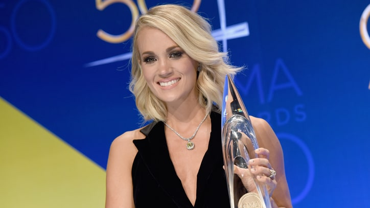 Upsets and Country Legends Highlight Milestone CMA Awards