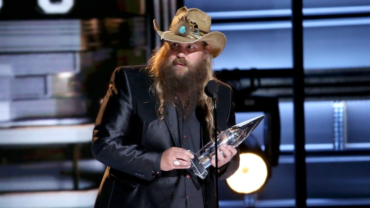 Chris Stapleton on Meeting Beyonce, Writing With Dwight Yoakam