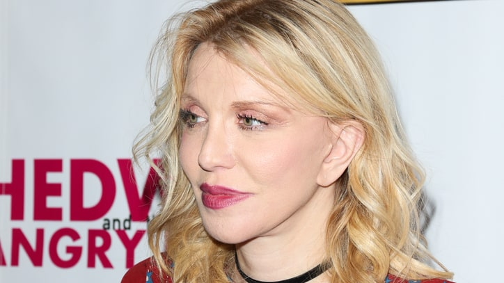 Courtney Love Tapped for Menendez Brothers Lifetime Movie