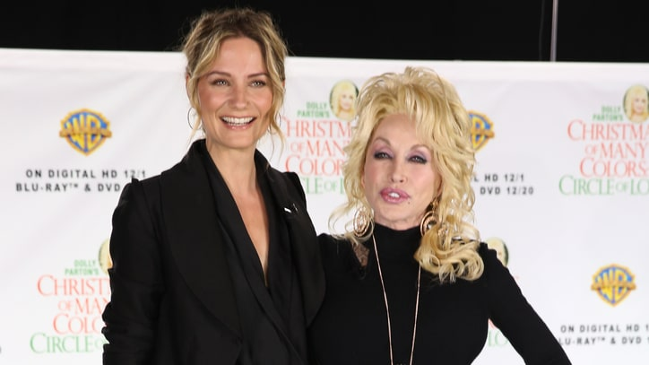 Jennifer Nettles Talks Dolly Parton, TV Hit 'Christmas of Many Colors'