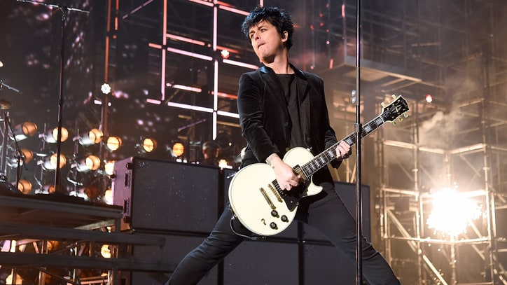 See Green Day Blast Donald Trump in MTV EMA 'American Idiot' Performance