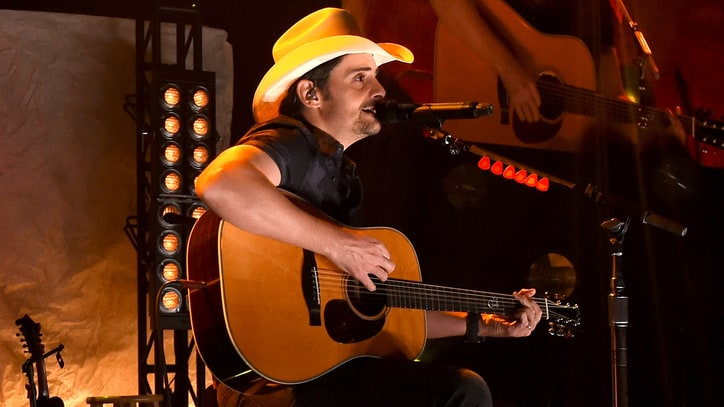Hear Brad Paisley's Moving Adaptation of Johnny Cash Poem