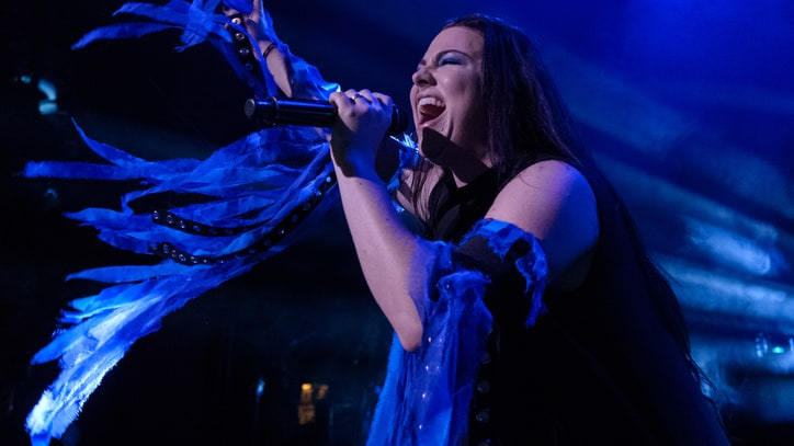 Hear Evanescence's Orchestral Reworking of 'Bring Me to Life'