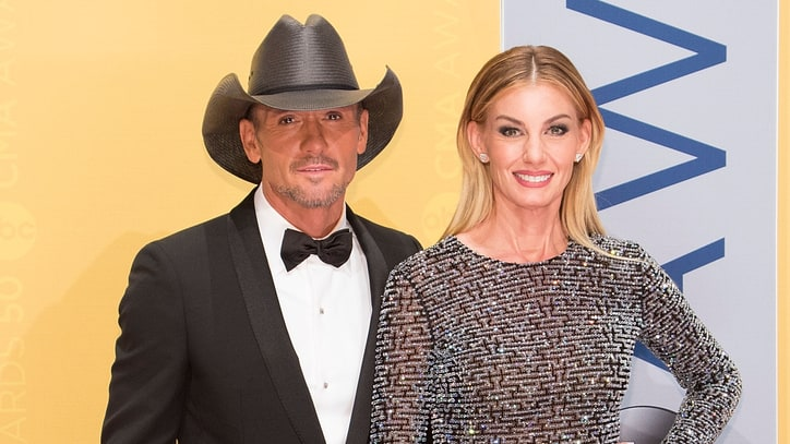 Tim McGraw, Faith Hill Set for Country Music Hall of Fame Exhibit