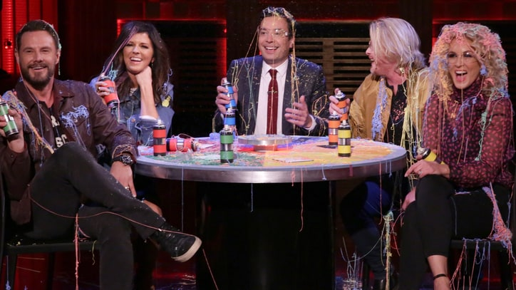 See Little Big Town Play 'Stranger Things'-Inspired Game on 'Fallon'