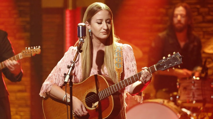 Watch Margo Price's Blistering 'About to Find Out' on 'Seth Meyers'