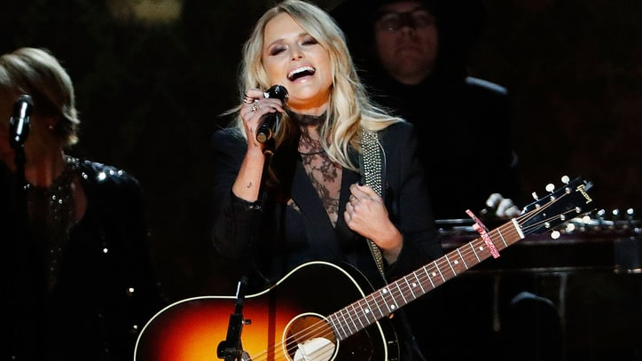 See Miranda Lambert, Anderson East Sing Joyful 'Woke Up This Morning'