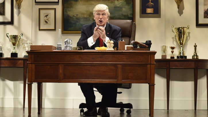Alec Baldwin Responds to Donald Trump's 'SNL' Criticism