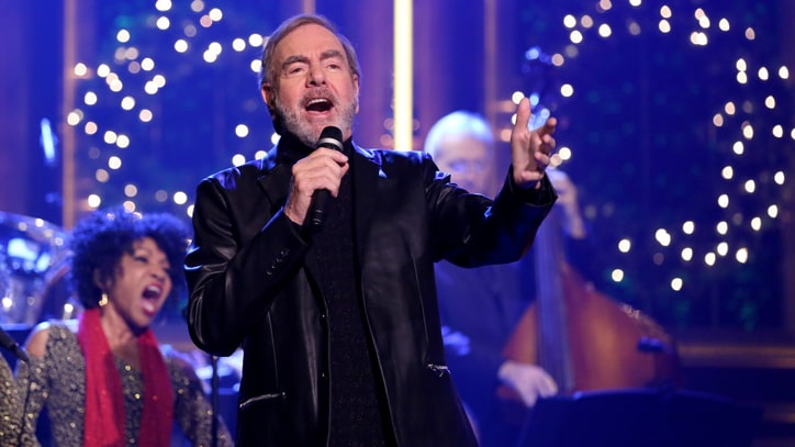 Neil Diamond Preps 50th Anniversary Box Set