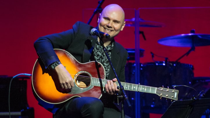 Billy Corgan Will Release New Music in Cross-Country Tour Videos