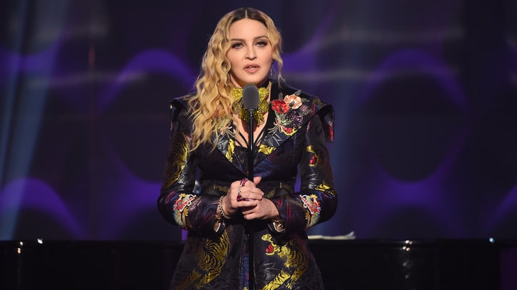 Watch Madonna Talk Sexism, Misogyny in Powerful Women in Music Speech