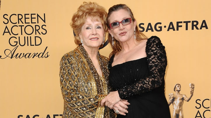 Carrie Fisher, Debbie Reynolds to Be Buried Together