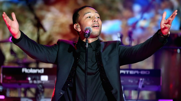 John Legend Announces 'Darkness and Light' Tour