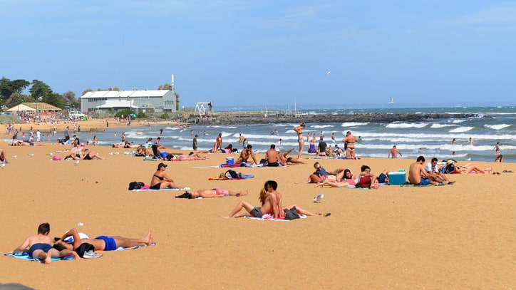 Australia's Beaches Are Full of Fecal Matter