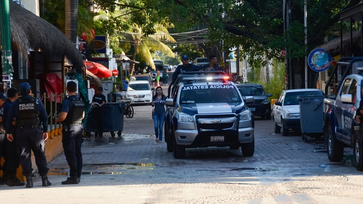 At Least Four Dead in Shooting at Mexico's BPM Festival