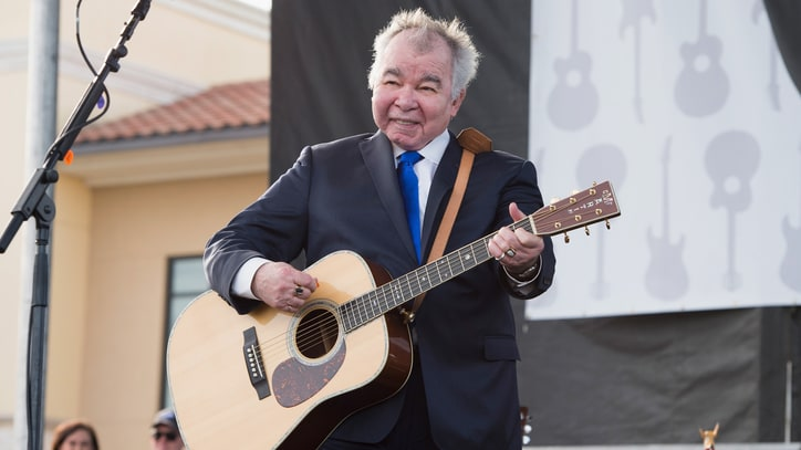 John Prine Plots Headlining 2017 Fall Tour