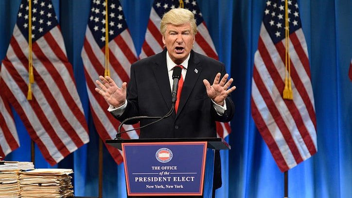 Alec Baldwin to Return to 'SNL' as Donald Trump
