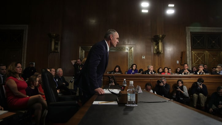 8 Things We Learned About Ryan Zinke From His Confirmation Hearing