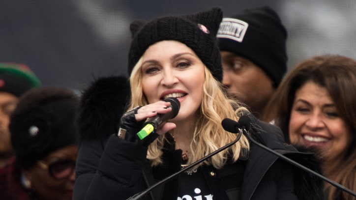 Madonna Clarifies 'Out of Context' Remark From Women's March