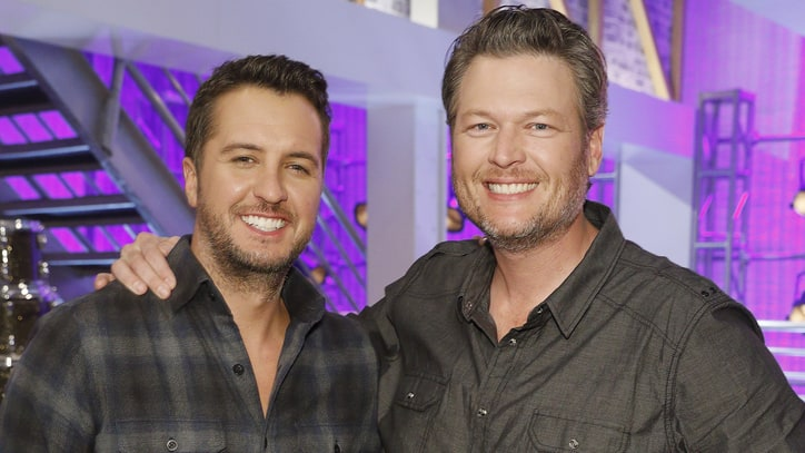 Luke Bryan Enlists Blake Shelton, Sam Hunt for 'Crash My Playa' Concert