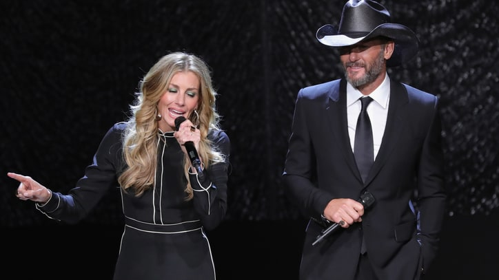Hear Tim McGraw, Faith Hill's Sweeping Duet 'Speak to a Girl'