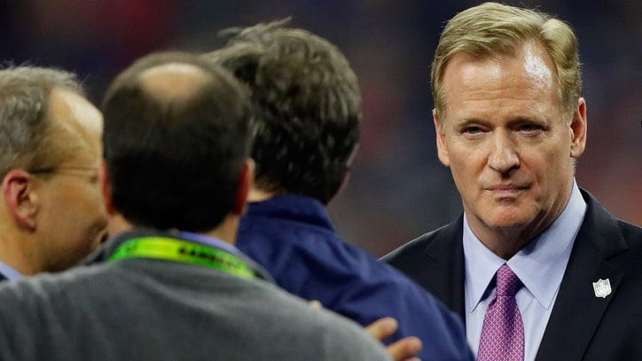 NFL Commissioner on National Anthem Protests: Respect Players' Rights