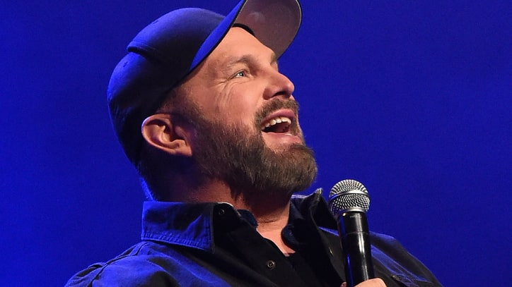 Garth Brooks, Tanya Tucker Sing for Randy Travis at Moving Tribute Show