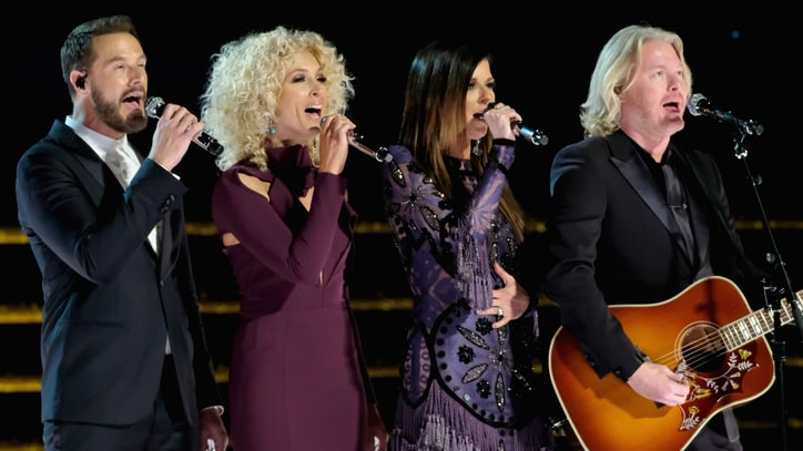 See Little Big Town Cover Katy Perry's 'Teenage Dream' at Grammys