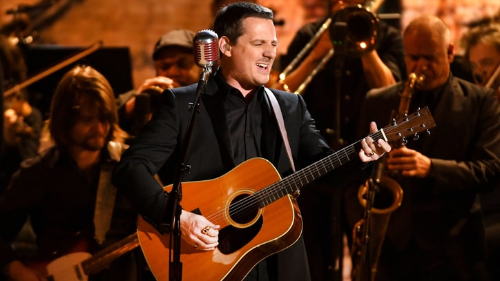 See Sturgill Simpson's Majestic 'All Around You' at Grammys