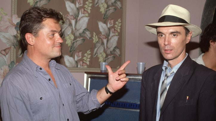 David Byrne Remembers 'Incredibly Generous' Jonathan Demme