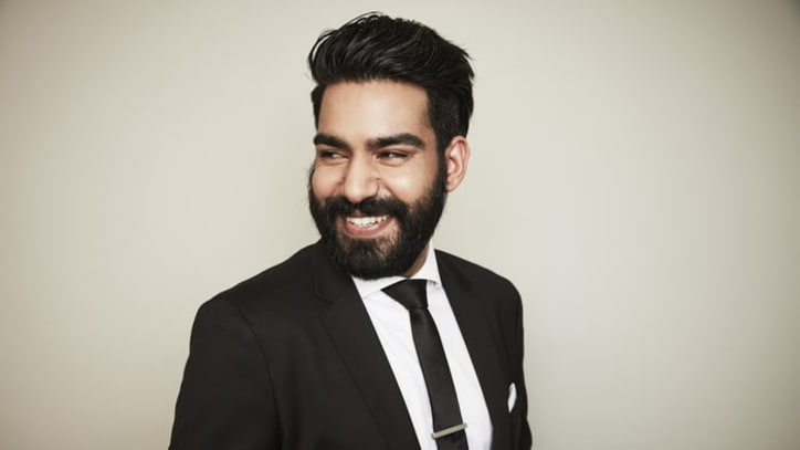 Actor Rahul Kohli on Converting 'iZombie' Costars to Gaming