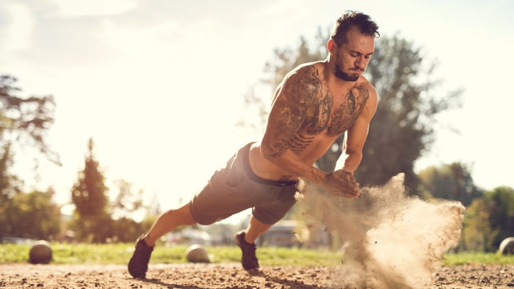 Explosive Strength in 8 Moves