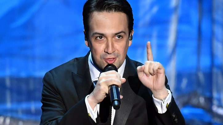 Watch Lin-Manuel Miranda's Moving 2017 Oscar Performance